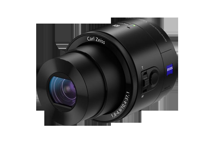 Sony QX100 Resim ve Video Çekimleri