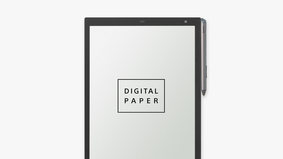 Sony global sony design paper for the digital age dpt rp1 fandeluxe Images